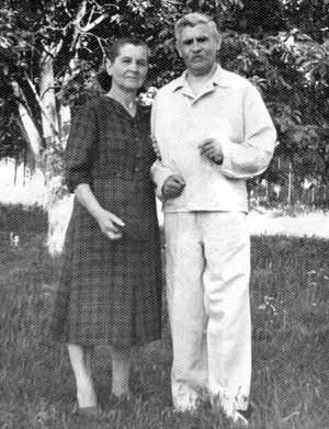 Vasiliy and Anna Seriogin