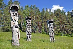 �Old� lithuanian Gods